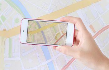 スマホサイトに地図を表示する